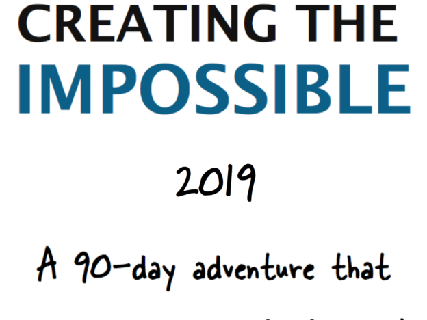 Creating the Impossible 2019 course image