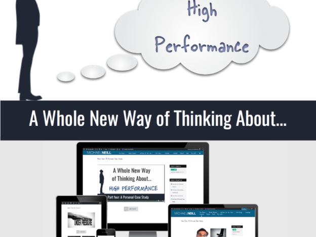 A Whole New Way of Thinking About High Performance course image